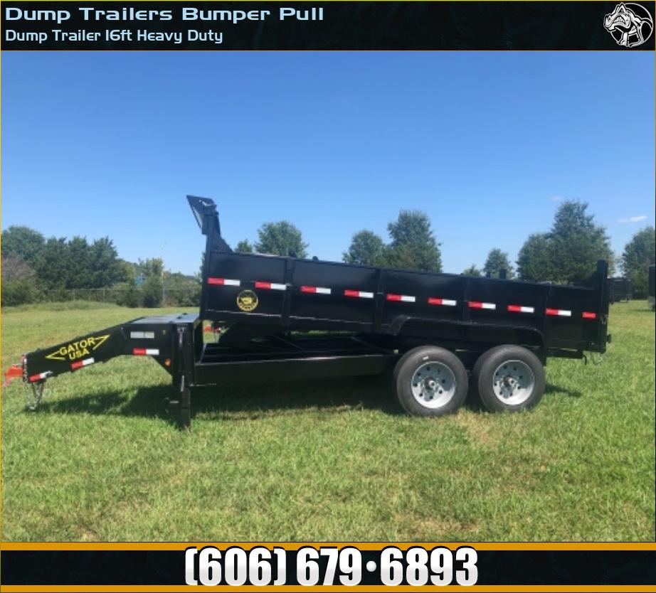 Dump_Trailers_Bumper_Pull