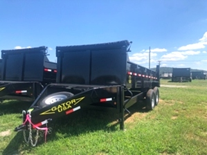 Dump Trailer 14ft By Gator