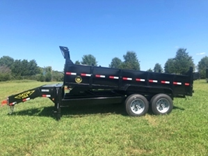 Dump Trailer 16ft Heavy Duty