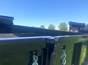 Dump Trailer 16ft Heavy Duty