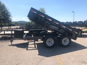 Dump Trailer 6x10 For Sale