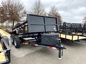 Dump Trailer Best Price Dump Trailer Best Price. Low profile design, 5,200# 6 lug dexter axles, and power up power down cylinder.