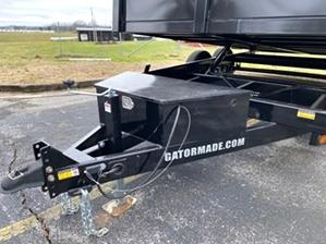 Dump Trailer 7x14 14k GVWR